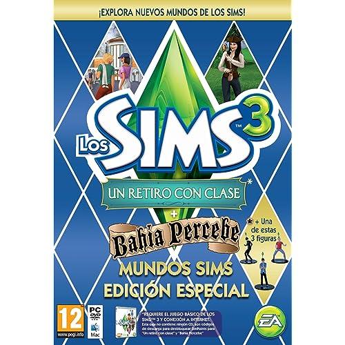 Mundo Sims - Edición Especial (Incluye Sims 3: Bahia Percebe + Retiro Con Clase