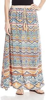 Angie Juniors' Maxi Skirt