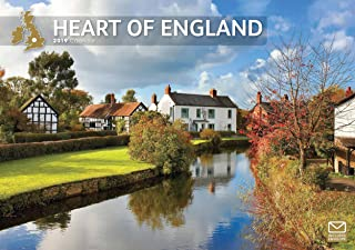Heart of England A4 2019