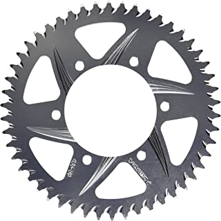 Vortex (435-50) Silver 50-Tooth 520-Pitch Rear Sprocket
