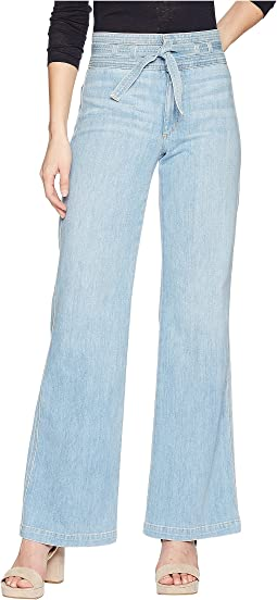 Joe's Jeans High-Rise Flare in Colleen