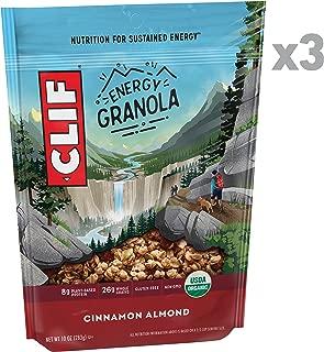 ditch the carbs granola