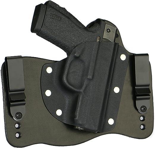 "Gun Holster ANKLE BERSA  BP9CC 9MM 3.3/"" BRL  BPCC 380 3.3/"" BRL 8"