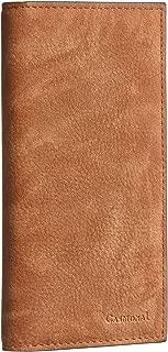Genuine Leather Checkbook Cover For Men & Women Checkbook...