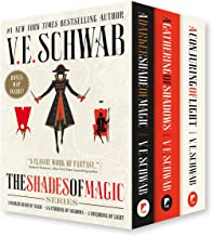 Shades of Magic Boxed Set: A Darker Shade of Magic, A Gathering of Shadows, A Conjuring of Light PDF