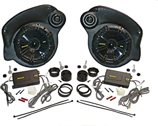 """JKU-Pods with Kicker 6.75"""" Speakers By Select Increments - 07-16 Jeep Wrangler Unlimited Speaker Pods (Includes Speakers)"""