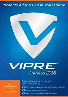 VIPRE Antivirus 5PCs [Download]