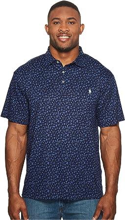 Polo Ralph Lauren - Big & Tall Pima Polo Short Sleeve Knit