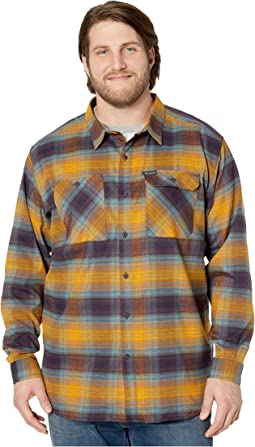 Burnished Amber Plaid