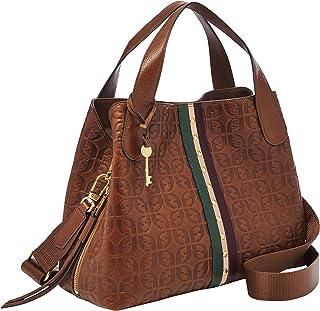 Fossil Maya Leather 34.29 cms Multi-Colour Gym Shoulder Bag (ZB7838914)