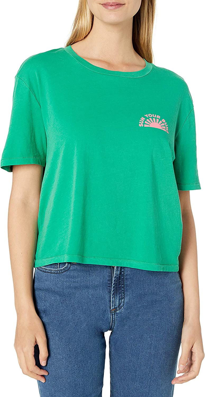 Indianapolis Mall Billabong Women's Buns Department store Day Tee All