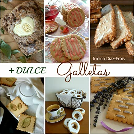 +DULCE Galletas (Spanish Edition) - Kindle edition by Irmina Díaz-Frois Martín. Cookbooks, Food & Wine Kindle eBooks @ Amazon.com.