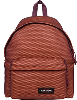 Backpack Eastpak Padded PaK'R Merlot mesh 53S