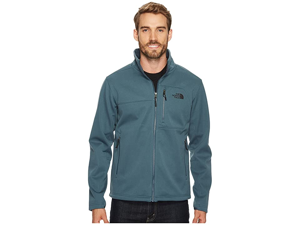 The North Face Apex Risor Jacket (Conquer Blue Heather/Conquer Blue Heather) Men