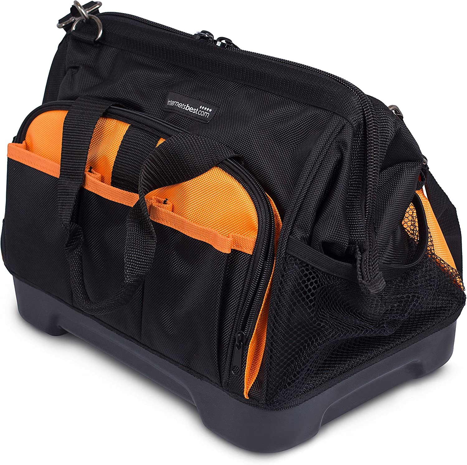 Internet's Best Soft Sided Sales results No. 1 Tool Bag 16 Inch Pockets 2021 autumn and winter new 14 Wid -