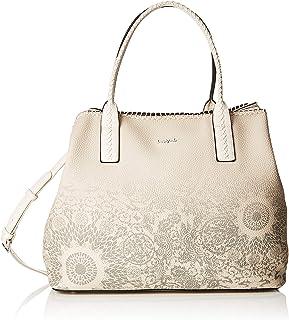 Desigual - Bag Double Gin_holbox Women, Borse a spalla Donna