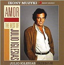 Amor - The best of Julio Iglesias (Ikony Muzyki) [CD]