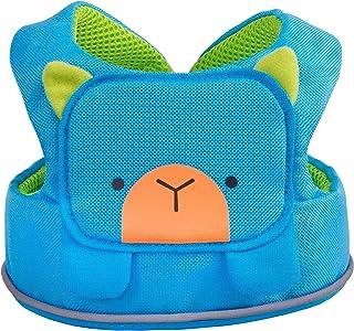 Trunki ToddlePak - Fuss Free Toddler Walking Reins & Kids Safety Harness – Bert Bear (Blue)