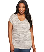 B Collection by Bobeau - Plus Size Kinsley Knit Top