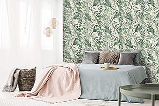 Graham & Brown Kabuki Elegant Leaves Wallpaper, Pink
