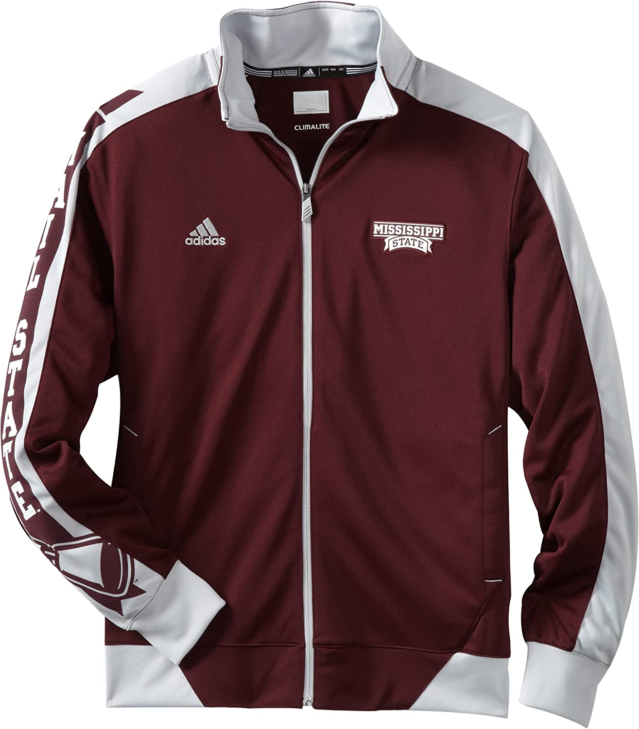 NCAA Mississippi State Bulldogs Men's Warm-Up Sideline J Super sale period Max 64% OFF limited Swagger