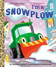 I'm a Snowplow (Little Golden Book)