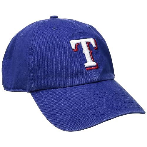 Texas Rangers Clean Up Adjustable Cap fea0dd635