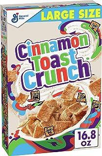 General Mills Cinnamon Toast Crunch Cereal Ls, 16.8 oz.