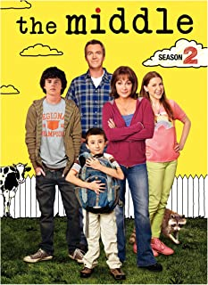 Middle, The: S2 (DVD)