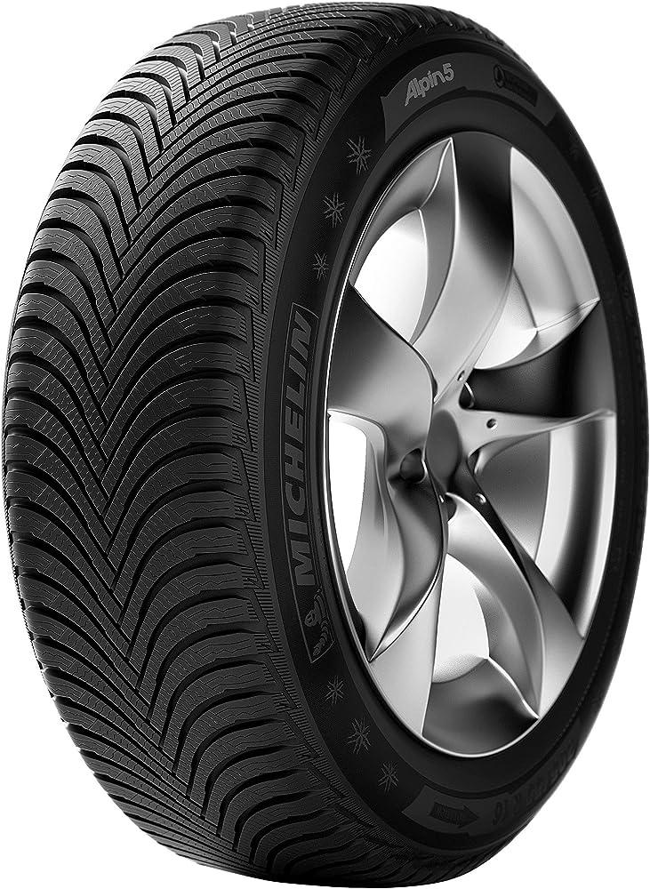Michelin alpin 5 xl pneumatici invernali 225/45/17 94v - b/e/71db