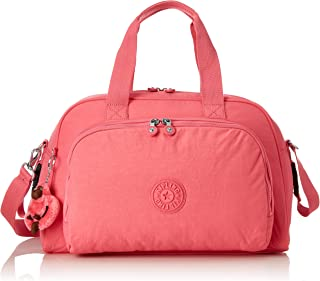 Kipling Camama, Women's Backpack Handbag, Pink (City Pink), 15x24x45 cm (W x H x L)