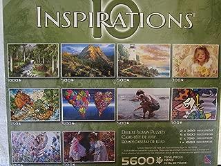 10 Inspirations 10 PACK PUZZLE BOX SET