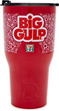 7-Eleven RTIC Big Gulp 30 oz (Red) Double Wall Vacuum Insulated Stainless Steel Tumbler