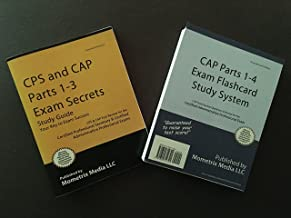 CPS and CAP, Parts 1-3: Exam Secrets Study Guide: CPS & CAP Test Review for the Certified Professional Secretary & Certified Administrative Professional Exams