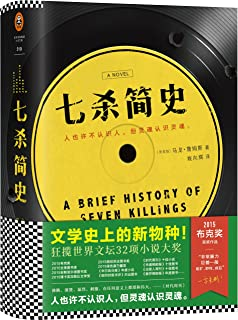 七杀简史(读客熊猫君出品,2015布克奖获奖作品。人也许不认识人,但灵魂认识灵魂。)