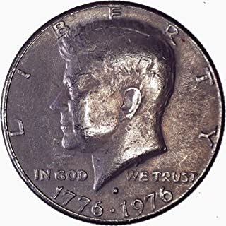 1976 D Kennedy Half Dollar 50C Very Fine