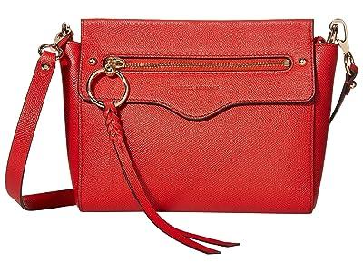 Rebecca Minkoff Gabby Crossbody (Tomato) Handbags
