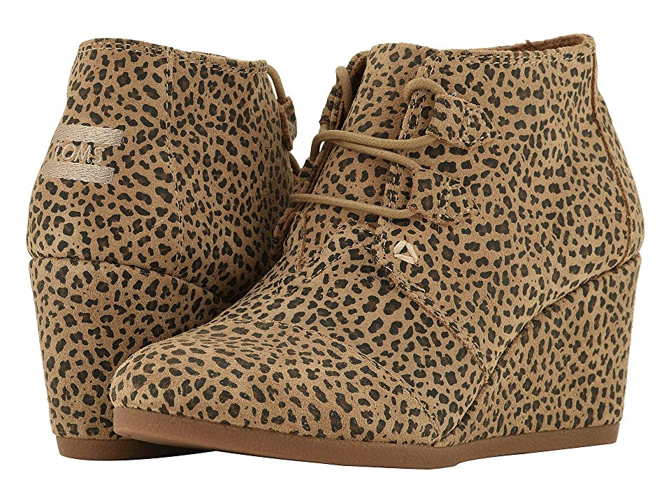 TOMS Kala (Cheetah Suede) Women