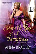More or Less a Temptress (The Somerset Sisters Book 3)