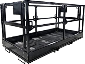 Titan 4'x8' Telehandler Work Platform Man Basket