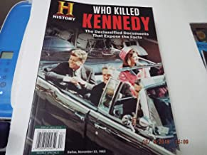 History Magazine Who Killed Kennedy 2018 The Declassified Documents
