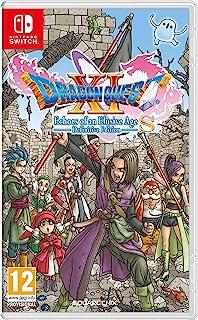 Nintendo Dragon Quest XI S Echoes Definitive Edition (NS)