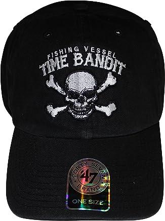 Time Bandit 47 Brand Dutch Harbor Alaska Hat