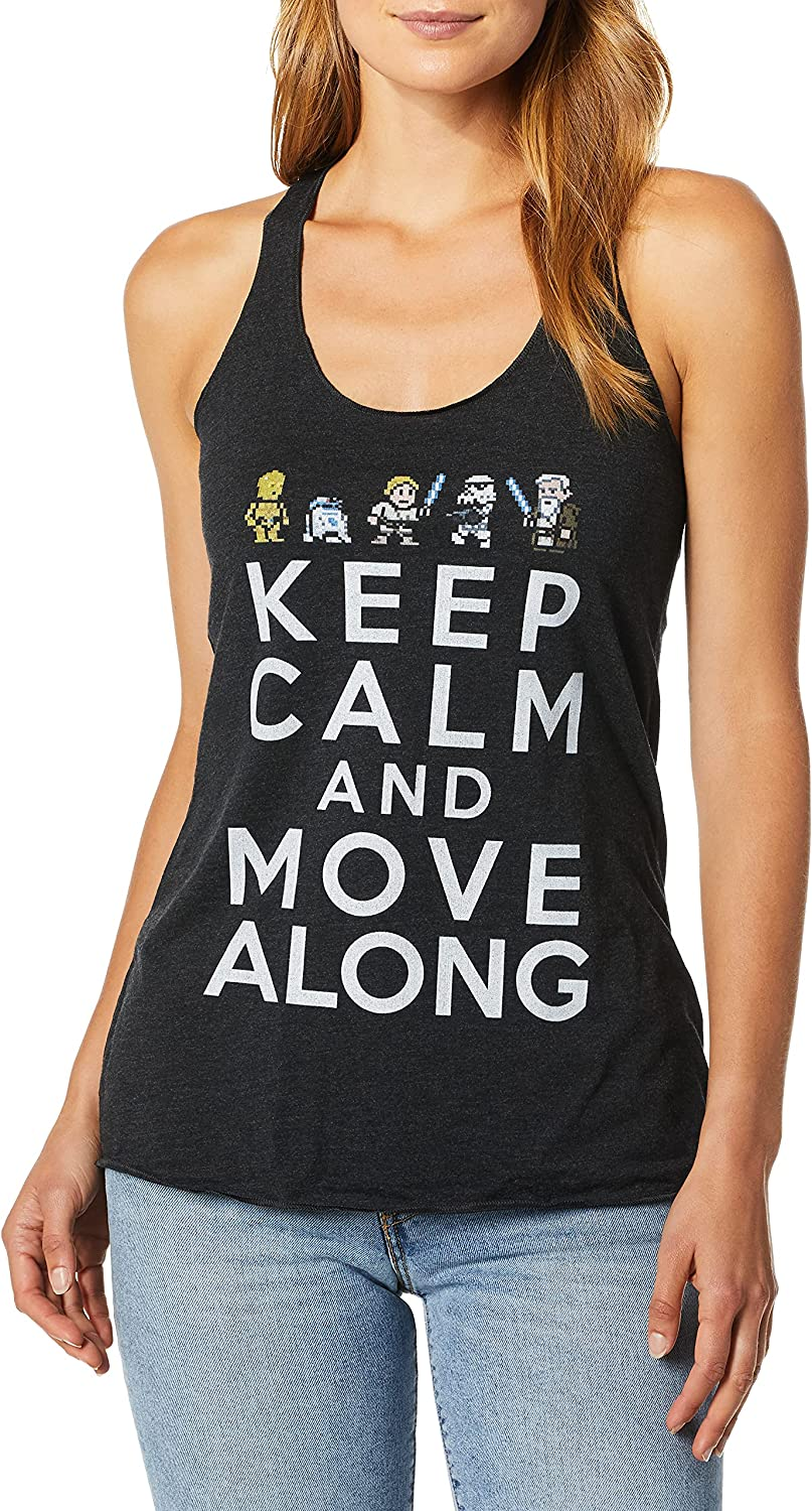 Star Wars Junior's Keep Moving Graphic Tank