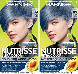 Best light denim blue hair Reviews