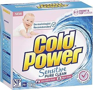 Cold Power Sensitive powder laundry detergent 1kg