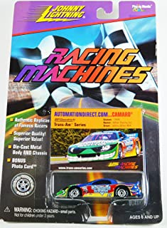 Johnny Lightning Automation Direct Camaro Trans Am Series 1:64 Scale Johnny Miller #64