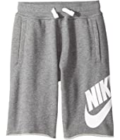 Nike Kids - French Terry Alumni Short (Little Kids/Big Kids)
