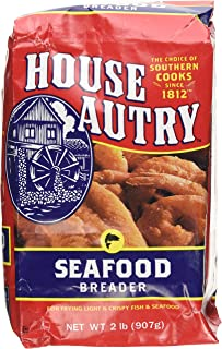 House-Autry Seafood Breader, 2-lb Bag (Pack of 2)