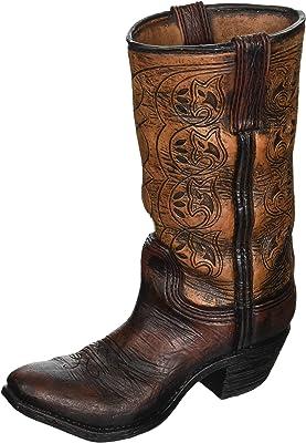 Miniature Cowboy Boot Wooden Embellishments ~ 100 count